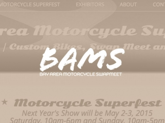 Bay Area Motorcyle Swapmeet Website