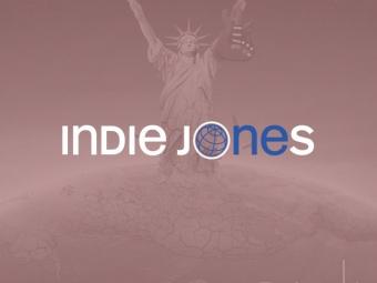 Indie Jones Band CD Cover