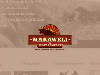 Makaweli Meat Company Website