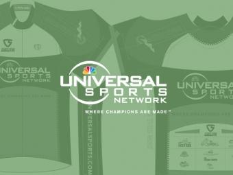 NBC Universal Sports Cycle Rider Uniforms