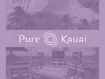 Pure Kauai Business Cards