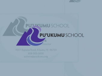 Puukumu School Corporate Identity
