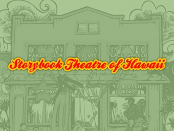 Storybook Theatre Website