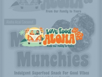 Mana Munchies Product Labels