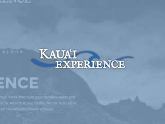 Kauai Experience Website