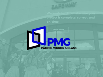 Pacific Mirror and Glass Website