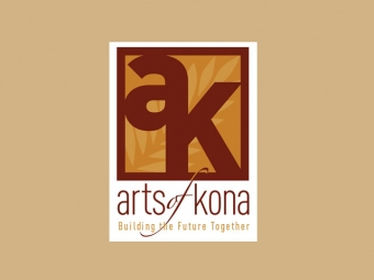 Arts of Kona Logo