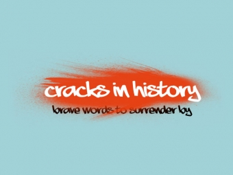 Cracks in History Logo