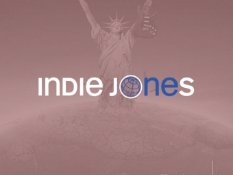 Indie Jones Band CD Cover