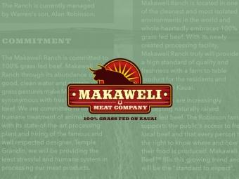 Makaweli Meat Company Brochure