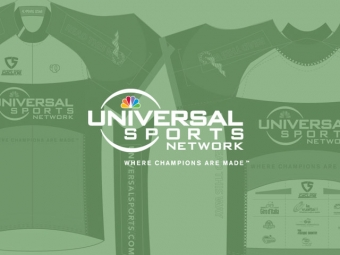 NBC Universal Sports Cycle Rider Uniforms