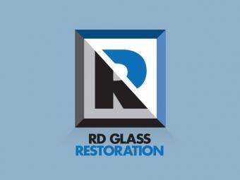 RD Glass Restoration Logo