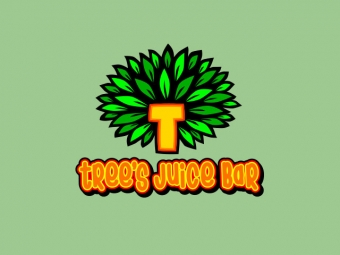 Trees Juice Bar Logo