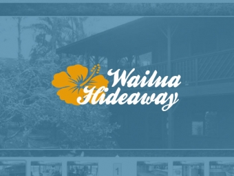 Wailua Hideaway Website