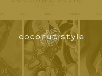 Coconut Style Website
