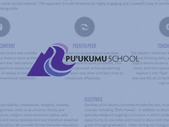 Puukumu School Website
