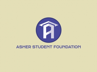 Asher Student Foundation Logo