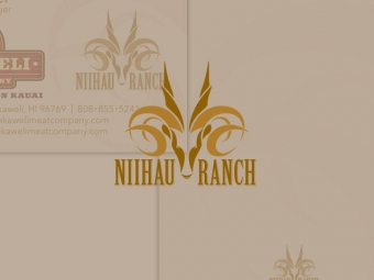 Niihau Ranch Corporate Identity