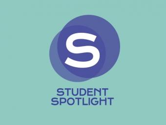 Student Spotlight Logo
