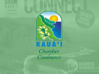 Kauai Chamber of Commerce Directory Cover 2016