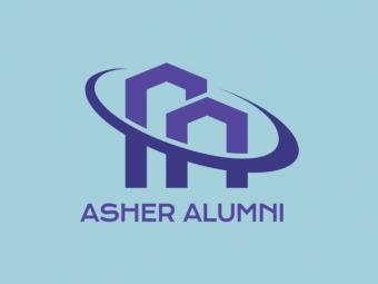 Asher Alumni Logo