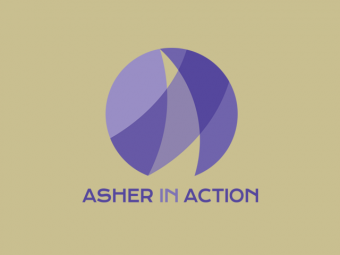 Asher in Action Logo