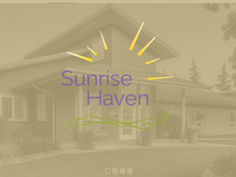 Sunrise Haven Website