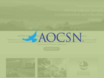 AOCSN Website