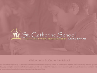 St. Catherine School Website