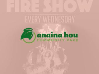 AHCP Fire Show