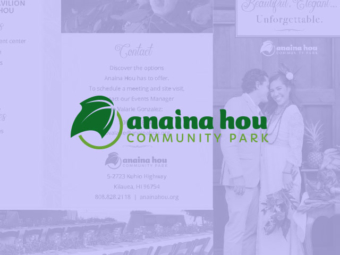 Anaina Hou Wedding Events