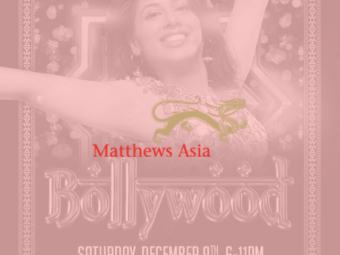 Matthews Asia Holiday Events
