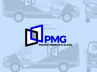 PMG Vehicle Wrap