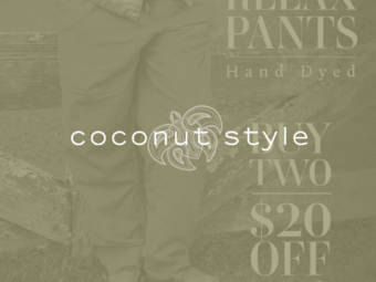 Coconut Style Relax Pants