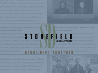 Stonefield Development Sales